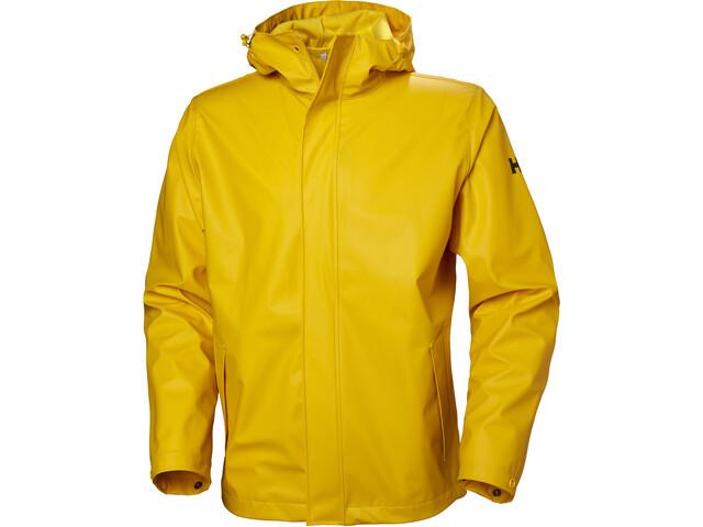 5e1933af Helly Hansen Moss Jakke Herrer, essential yellow | Find outdoortøj ...